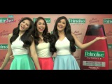 Palmolive Hair Bounce Party with Julia, Liza, and Janella