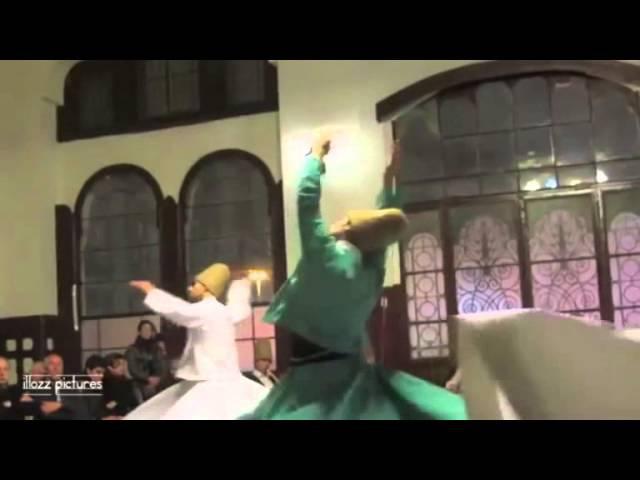 LA ILAHA ILLA ALLAH - Sufi Dance