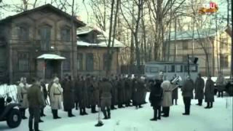 Снег и пепел 1 2 серия,военный фильм, детектив, приклю