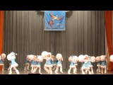 Зимние забавы, театр танца имени Розы Фибер, г. Барнаул