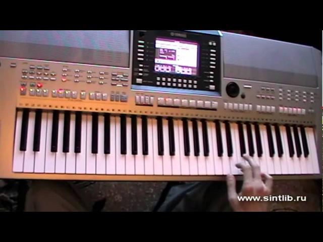 Modern talking Cheri cheri lady игра на синтезаторе