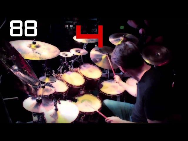 130 BPM Shuffle Beat - Drum Track