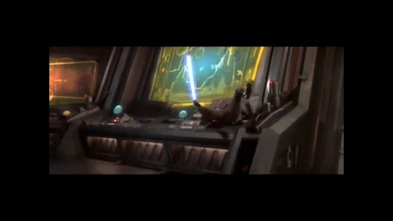 Энакин против Оби-Вана [Skillet. Hero]