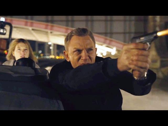 007: СПЕКТР - Русский Трейлер (2015)