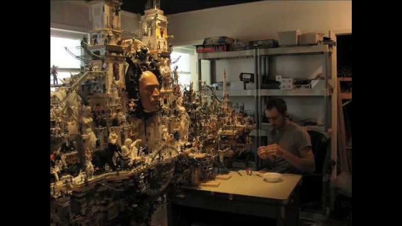 Joshua Liner Gallery presents Kris Kuksi's 'Imminent Utopia'