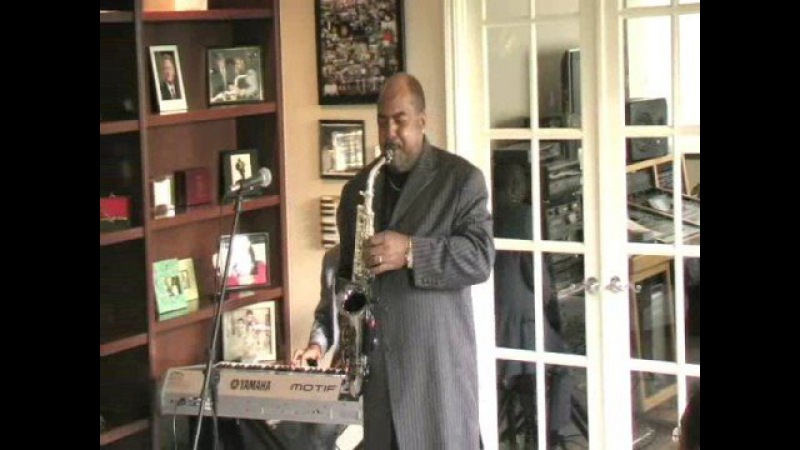 CMD Gerald Albright performance part 1 of 3