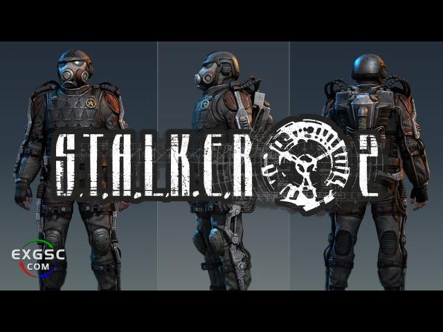 Видео с демонстрацией анимаций для персонажей отменённого S.T.A.L.K.E.R. 2. Rigging, animation, motion capture