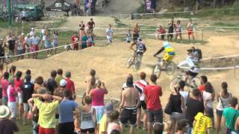 JBC 4X Revelations - Michal Marosi crazy wallride