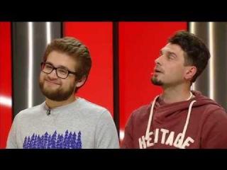 Представители Украинского Сериала «5baksiv.net» 2 - Старт-UP Show з Nescafe 3в1 - 16.11.2015