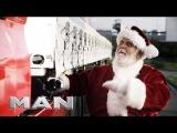 MAN Christmas Video 2014 - The sleigh for really big jobs