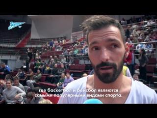 Данни на «Зенит-ТВ»: «Все три команды Петербурга должны поддерживать друг друга»