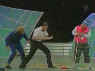 (Квн) 2002 Уездный Город (Трос и канат)