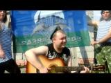 «С моей стены» под музыку Армейские и дворовые песни под гитару 18 - Синяя река. Picrolla