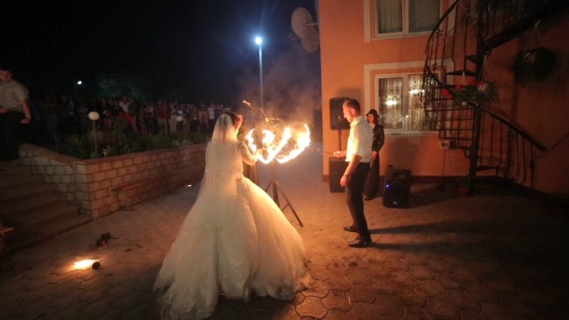 Запалення вогняних сердець