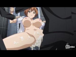 Секс аниме из мультика видео