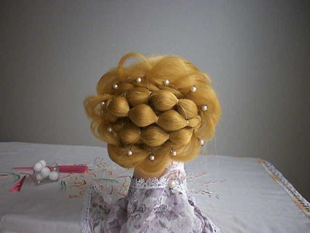 Whimsical Hairstyle Penteado Excêntrico