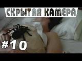 Страшные приколы над людьми! СКРЫТАЯ КАМЕРА #10