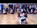 Korke Judith Bachata sensual @ Frankfurt Salsa Festival 2015