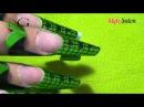 Наращивание ногтей акрил. Форма Эллегант, автор Наталья Голох