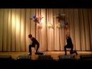 Парный танец, конкурс мисс МКГиК 22.02.13
