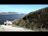 Гора Верблюд (Самарская лука). Live HD