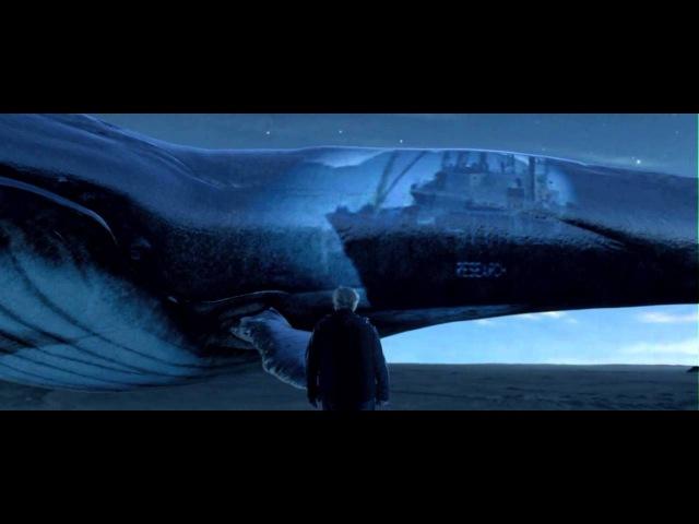 Последний кит на Земле лицом к лицу встречается со своим главным врагом — челов ...