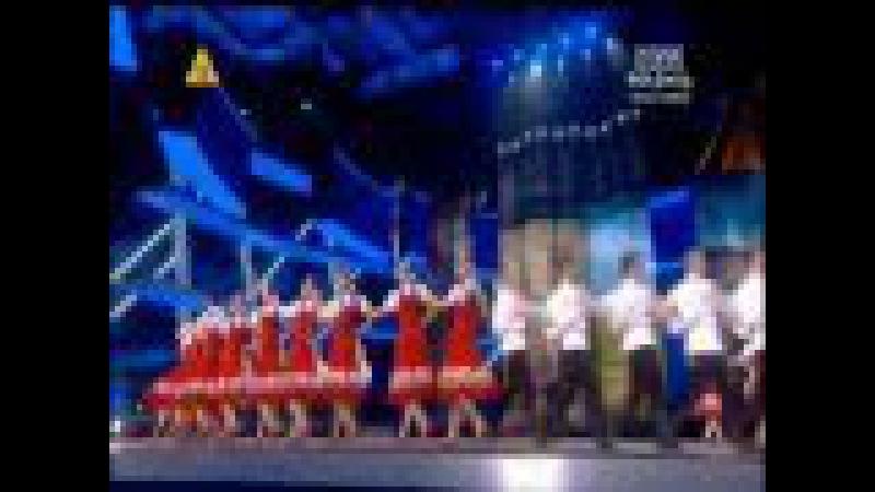 Русские Russian Dance Русский танец Ансамбль Моисеева Moiseev