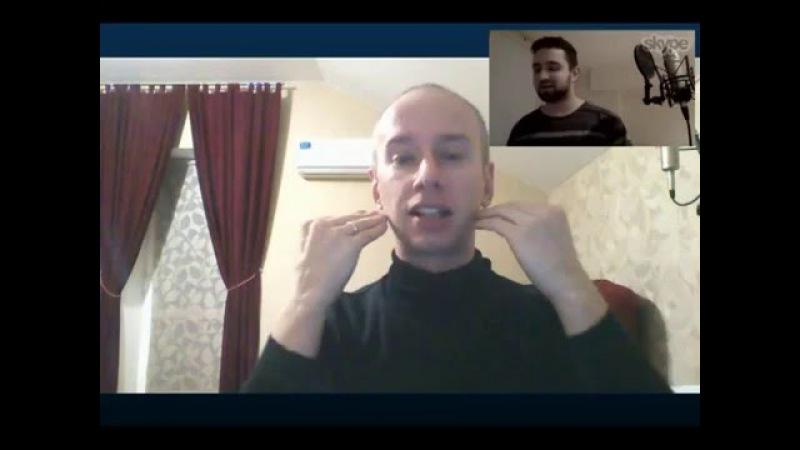 Бэлтинг микст Урок вокала по скайпу с Алексом Д