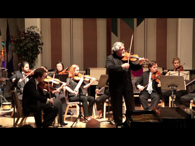 Antonio Vivaldi, The Four Seasons - Winter I. Allegro non Molto, II. Largo, III. Allegro