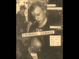 Criminal Damage - 80's demos - original Criminal Damage - uk82 oi band
