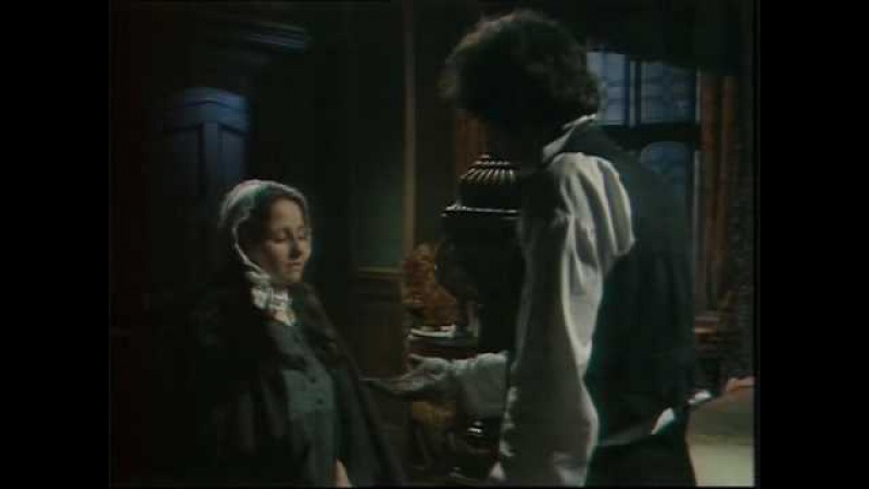 Jane Eyre (1983) _ Fire Scene