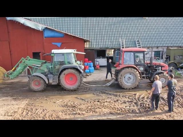 Битва тракторов, MTZ Беларус – против всех, МТЗ-80, 82, 920, 1221, 3022
