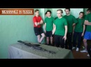 AK 74 Fast Assembly Disassembly In Russian School