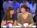 Jane Birkin Lou Doillon - On n'est pas couché 2 juin 2007 ONPC