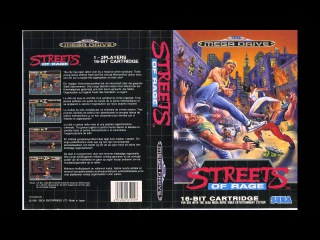 [SEGA Genesis Music] Streets of Rage - Full Original Soundtrack OST