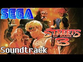 [SEGA Genesis Music] Streets of Rage 3 - Full Original Soundtrack OST