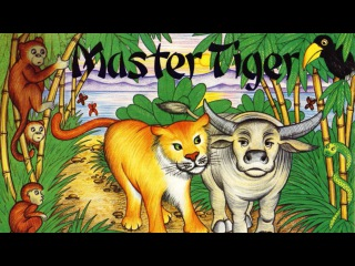 Master Tiger. Nursery Rhymes. Audiobook - English Rhymes. Fairy Tales. Childrens books
