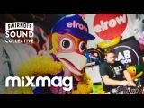 Eats Everything ,Toni Varga &amp De La Swing - ELROW Live@ MIXMMAG DJ Lab LDN -