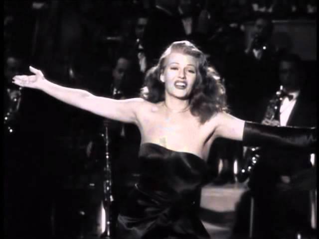 Put The Blame On Mame Gilda 1946
