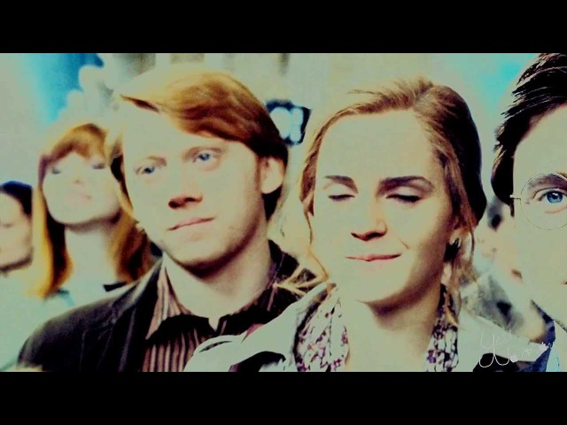 Ron ღ Hermione || Young Beautiful
