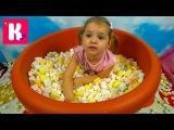 Огромный горшок зефира маршмеллоу с сюрпризами игрушками Giant pot with marshmallow