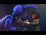 FNAF SFM Bonnie's Face (Five Nights at Freddy's 2 Animation)