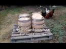 Как восстановить старую дубовую бочку своими руками / How to repair oak barrels himself