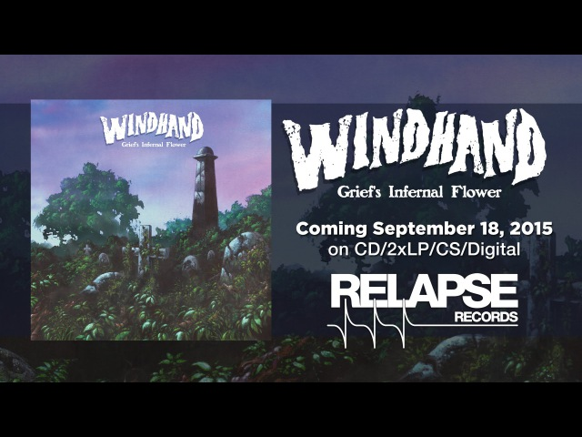 WINDHAND - Two Urns (Official Music Video)
