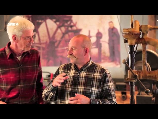 Historische Maschinen in der Fark'schen Werkstatt | Lichters Originale