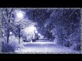 Футаж зимний пейзаж-2