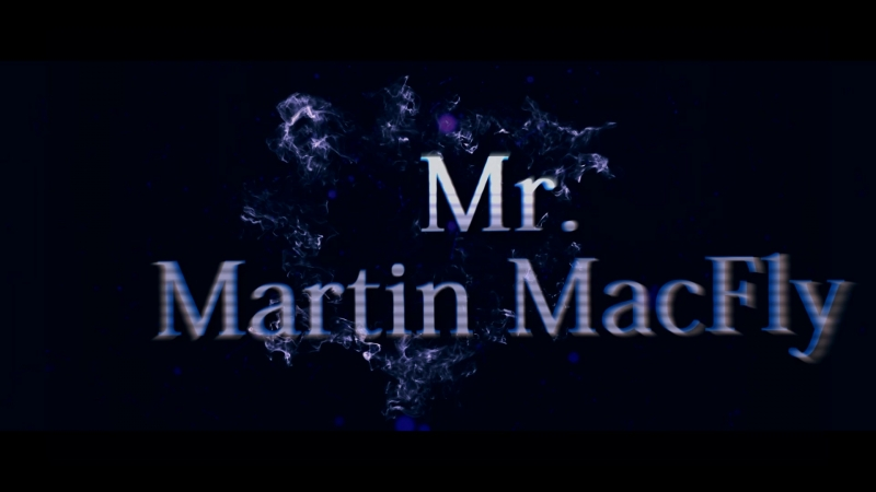 Интро.Martin MacFly.