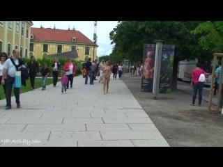 Daina Nude in Public 2