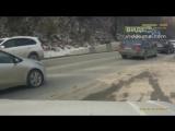 Авто авария под Туапсе 03 01 2016 года | ДТП авария