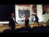 Съёмки клипа Тучи в Питере. Зазеркалье 1